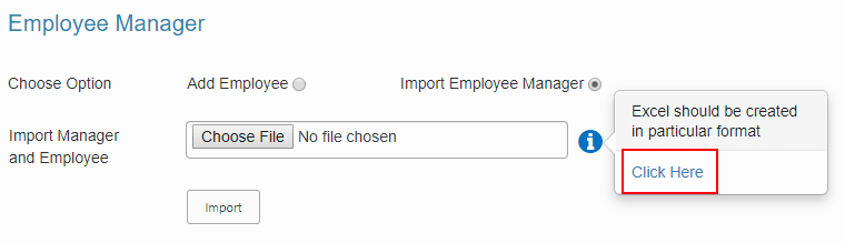 Office 365 Timeshet excel creation employee manager