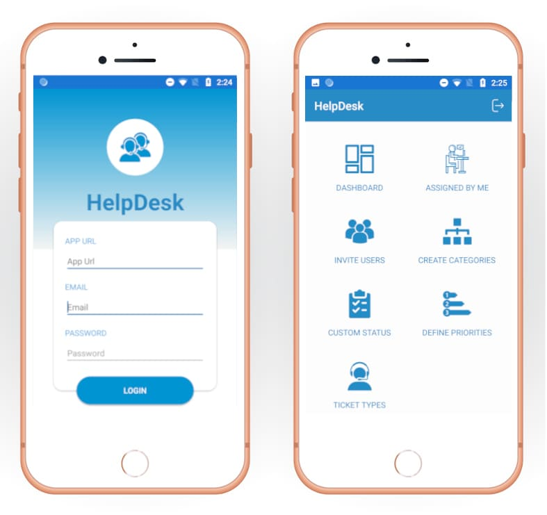 Helpdesk Playstore