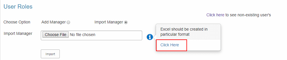 Office 365 Timesheet import manager