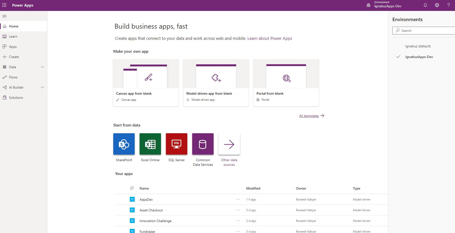 Build-apps
