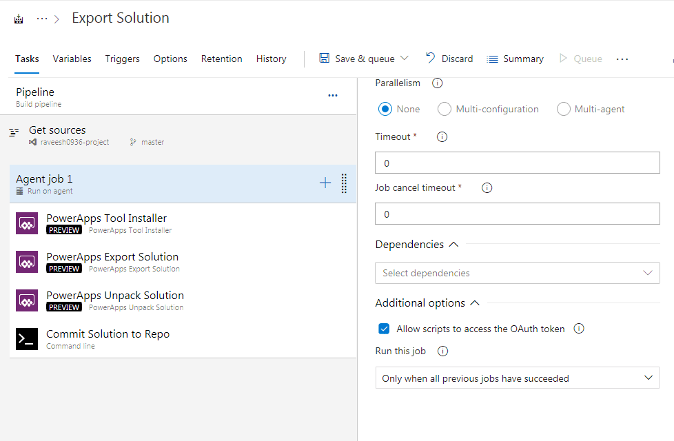 Commit Solution Files to Source Control