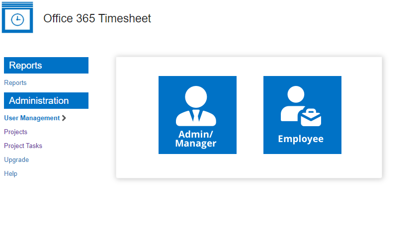 How to use timesheet app
