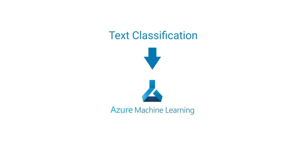 Text Classification with azure ML