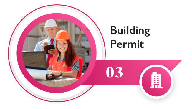 Generate building permits online