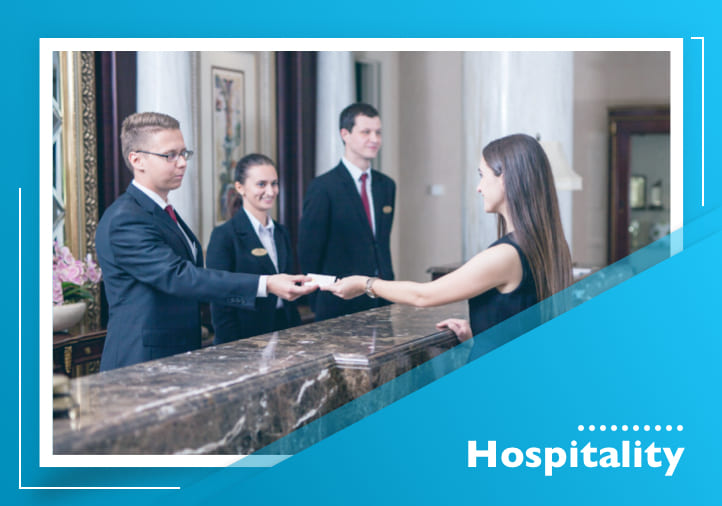 Remote temperature screening for the hospitality Industry