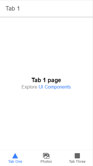 Project App Template