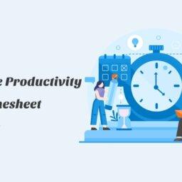 improve employee productivity using timesheet software